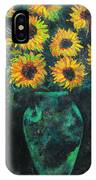 Darkened Sun IPhone Case