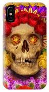 Day Of The Dead - Dia De Los Muertos IPhone Case