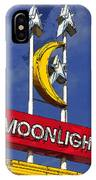 Daylight At The Moonlight IPhone Case