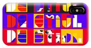 De Stijl IPhone Case