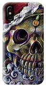 Dead Christmas IPhone Case