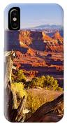 Dead Horse Point IPhone Case