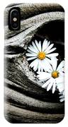 Dead Wood And Asters IPhone Case