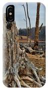 Dead Wood IPhone Case
