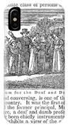 Deaf And Dumb School, 1842 IPhone Case