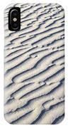Death Valley Dune  IPhone Case