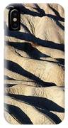 Death Valley Erosion IPhone Case