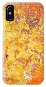 Decayed Wall IPhone Case