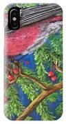December Berries IPhone Case