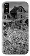 Decline Of The Small Farm No.2 IPhone Case