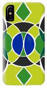 Decorative Tile IPhone Case