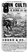Deere Plow, C1866 IPhone Case