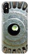 Deleon Springs Wheel Spoke IPhone Case