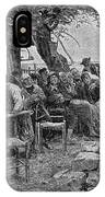 Denmark: Fishermen, 1901 IPhone Case