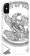Department Of The Interior IPhone Case