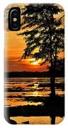 Deschenes Sunset IPhone Case