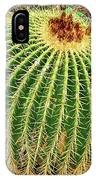 Desert Cactus IPhone Case