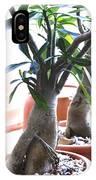 Desert Rose (adenium Obesum) IPhone Case