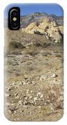 Desert Washout IPhone Case