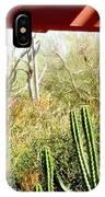 Desert Window IPhone Case