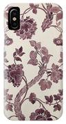 Design For A Silk Damask IPhone Case