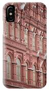 Detail Of The Kremlin, Moscow, Russia IPhone Case