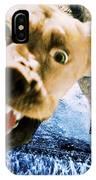 Devil Dog IPhone Case