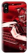 Devilish Hot Rod IPhone Case