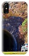 Devil's Courthouse Tunnel IPhone Case