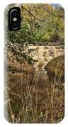 Diamond Creek Double Arch Bridge IPhone Case
