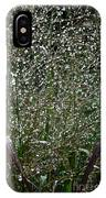 Diamonds By Nature IPhone Case