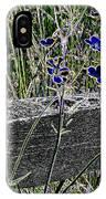 Digital Daisies IPhone Case