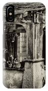 Dilapidated House IPhone Case