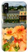 Dingle And Flower Pot IPhone Case