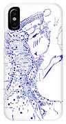 Dinka Courtship - South Sudan IPhone Case