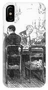 Dinner Party, 1880 IPhone Case