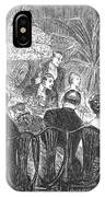 Dinner Party, 1885 IPhone Case