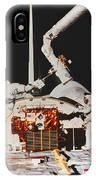 Discovery Spacewalk IPhone Case