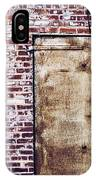 Dismal At Best - Rusty And Crusty IPhone Case