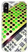 Dna Biochip, Artwork IPhone Case