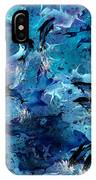 Dolphin Enchantment IPhone Case