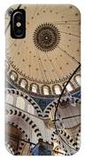 Domed Roof Of Rustem Pasa Mosque IPhone Case