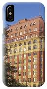 Dominion Life Building Vancouver IPhone Case