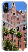 Don Cesar And Palms IPhone Case