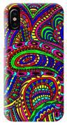 Doodle 3 IPhone Case