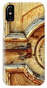 Door Study Taos New Mexico IPhone Case