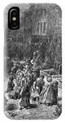 Dor�: London, 1872 IPhone Case