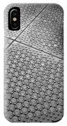 Dots Of Central Park IPhone Case