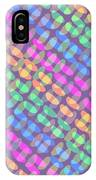 Dotted Check IPhone Case