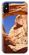 Double Arch IPhone Case